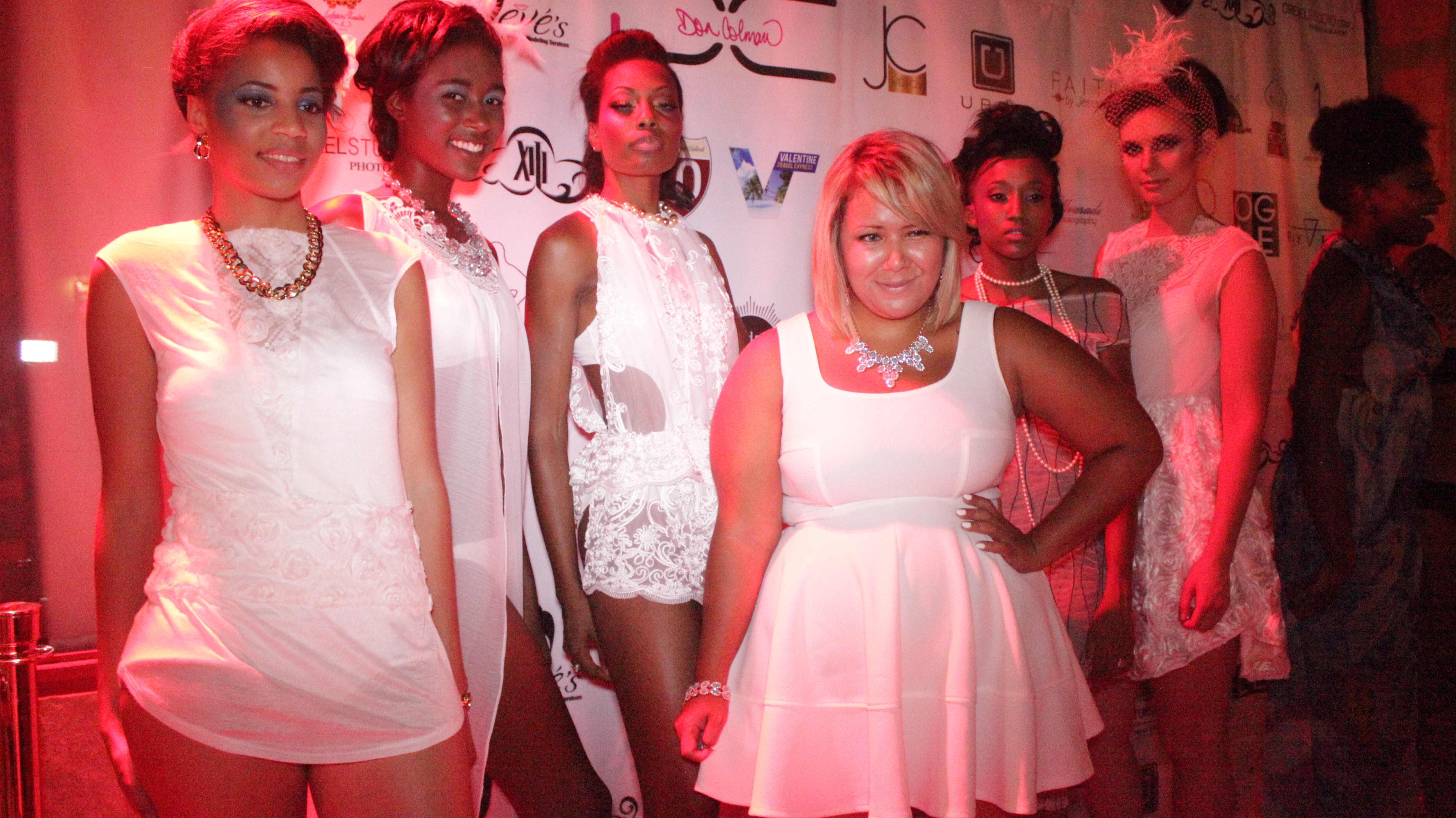 Don Colman Charity Fashion Show