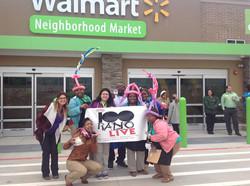Walmart Garland Grand Opening