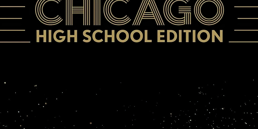 Chicago - Summer Musical Auditions
