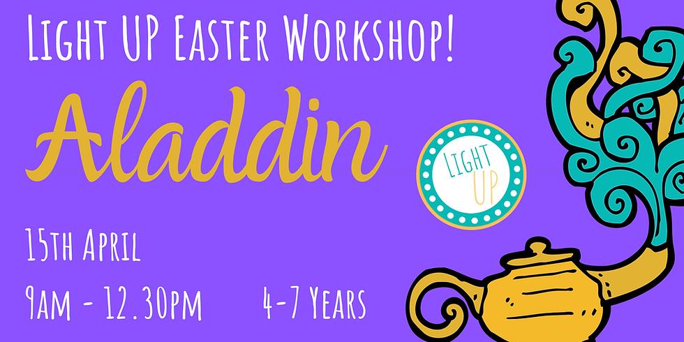 Romsey - Aladdin Half Day Easter Workshop