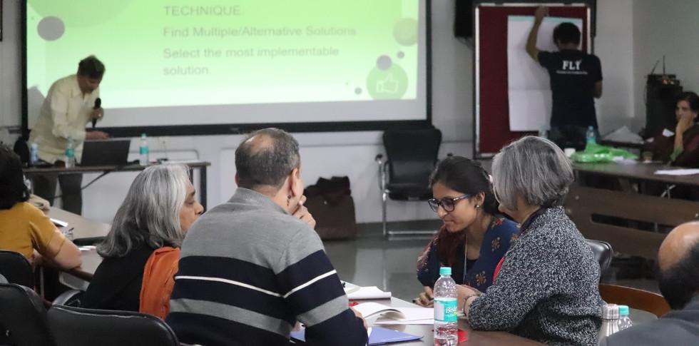 Workshop of Teachers