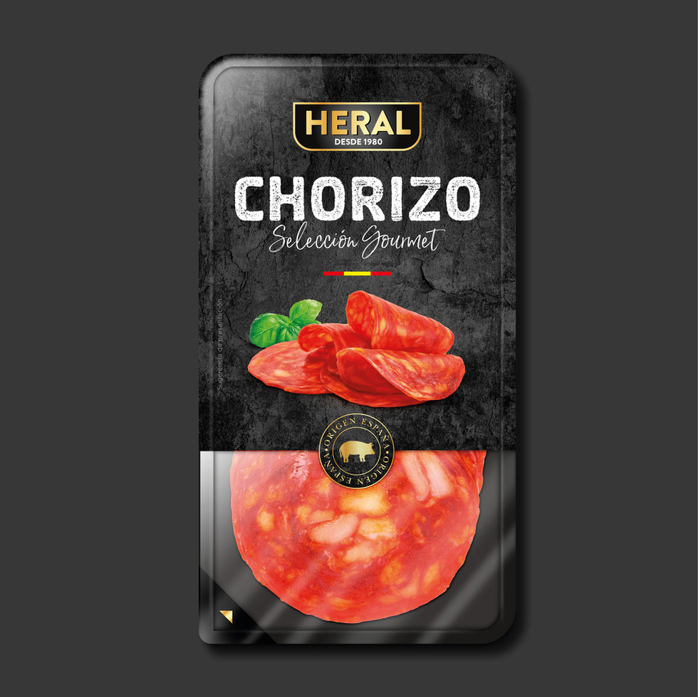 Heral PACK Chorizo