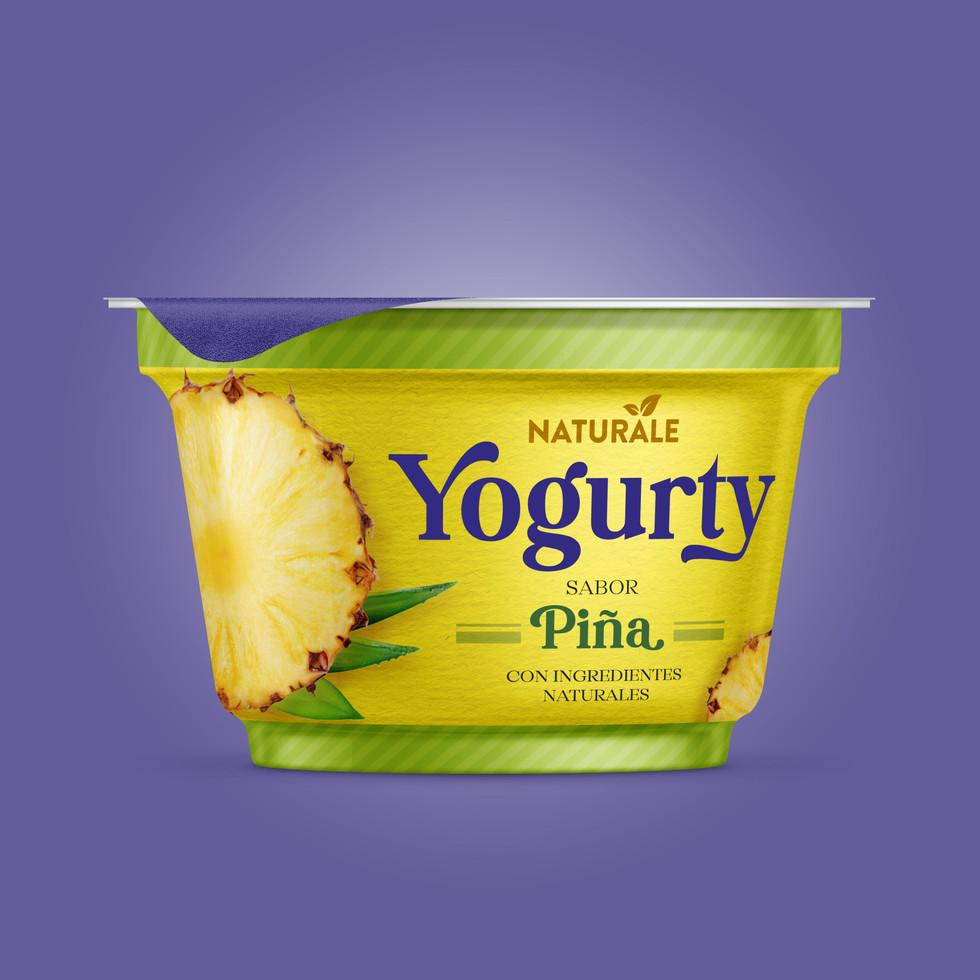 Yogurty Piña