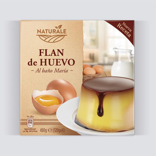 Naturale Flan de Huevo