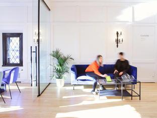 The Lounge | Le salon