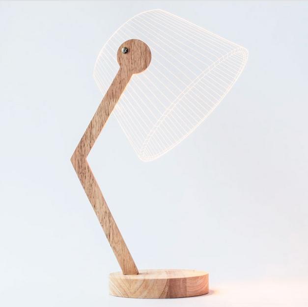 Illusion Lamp