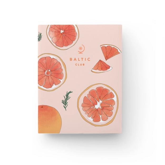 Grapefruit Pocket Notebook