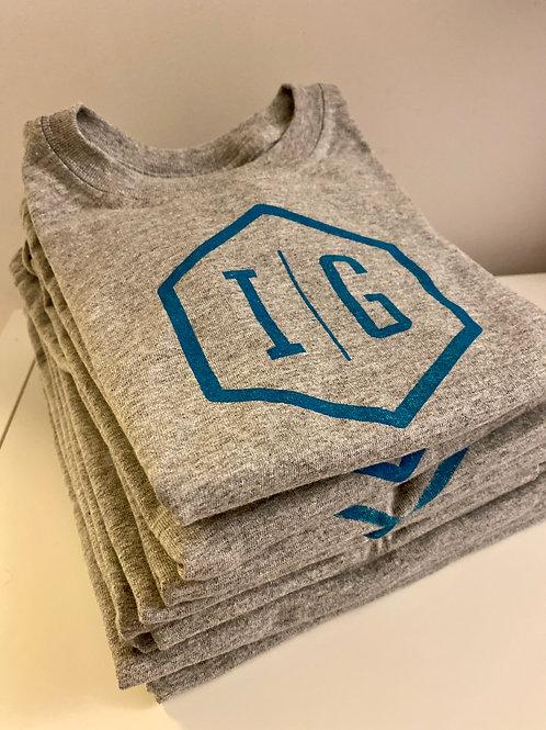IG Shirt: Classic Gray
