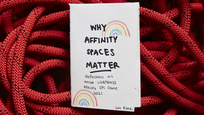 Why Affinity Spaces Matter