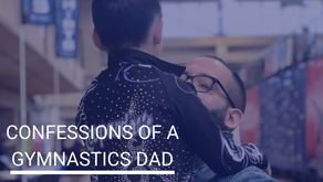 Confessions of a Gymnastics Dad