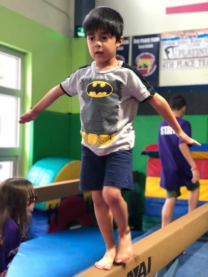 Superhero Week - Tots Camp