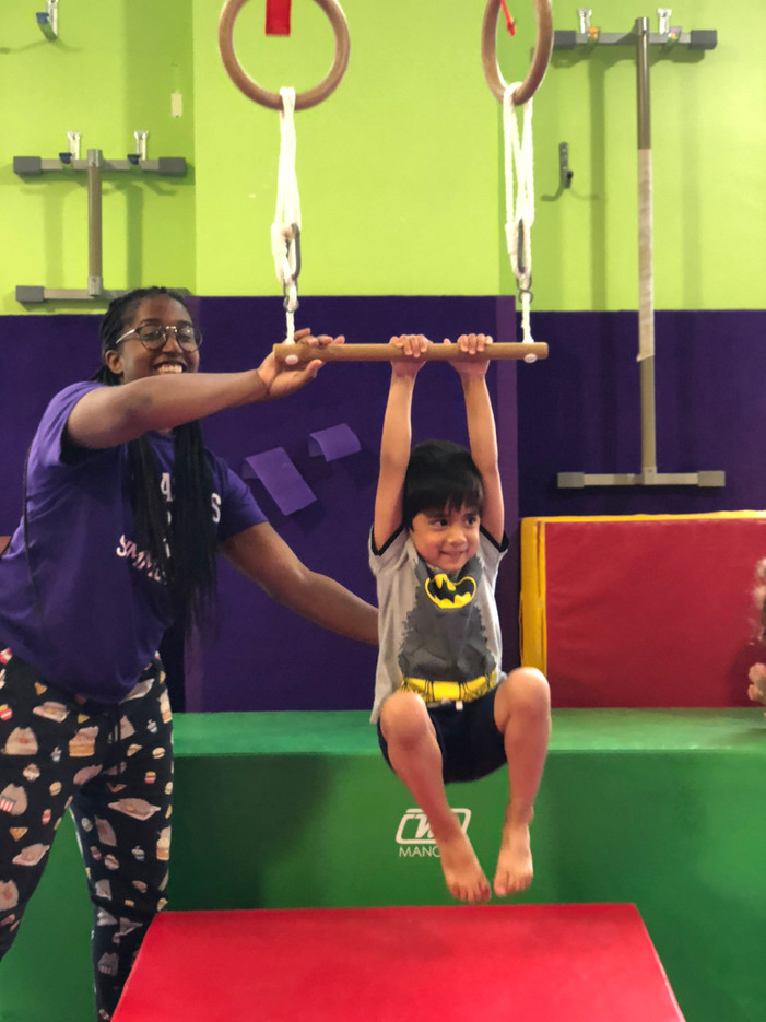 Superhero Week - Tots Camp