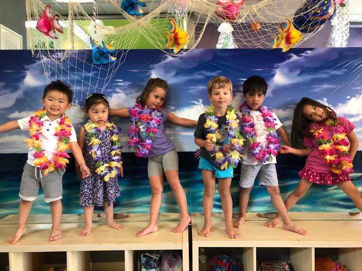 Beach Week - Tots Camp