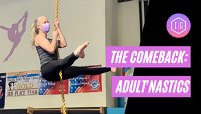 The Comeback: Adult'nastics