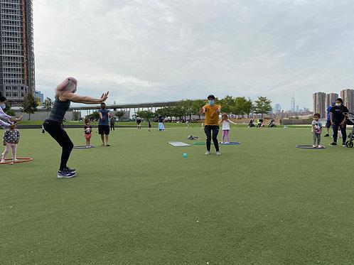 Outdoor Gymnastics 16-24mo (10/22 @ 10:30)