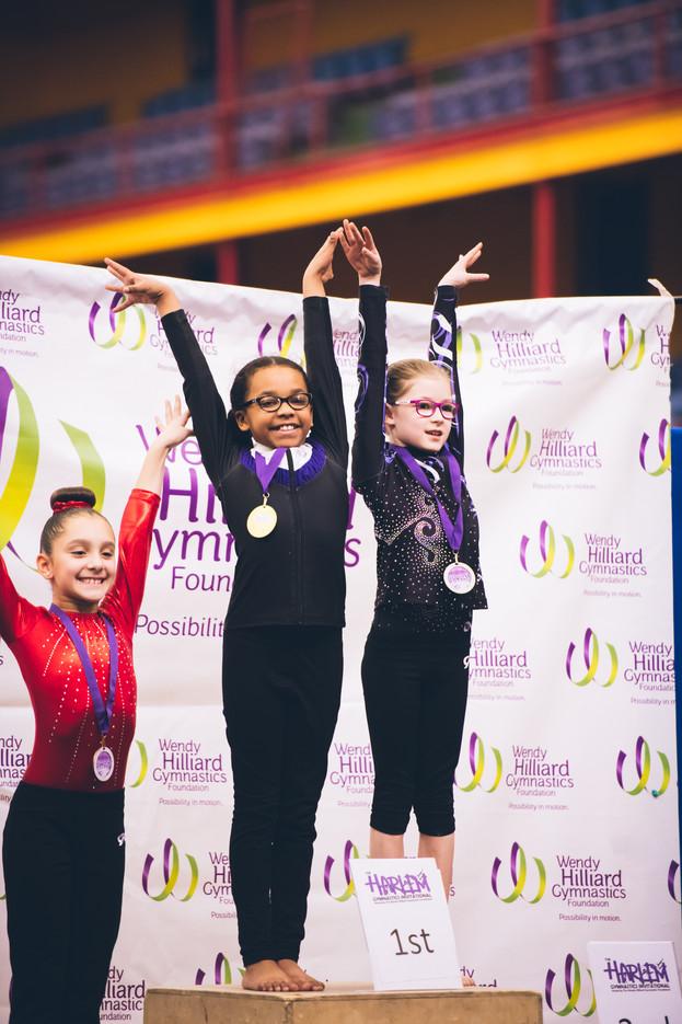 Industry Gymnastics top of the Podium