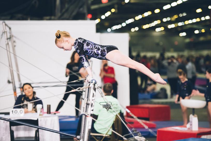 Industry Gymnastics Uneven Bars