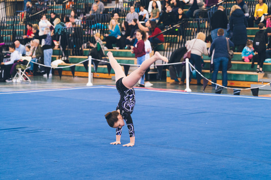 Industry Gymnastics First Meet