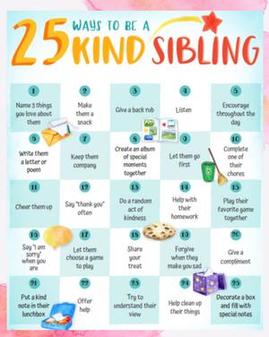 Sibling List