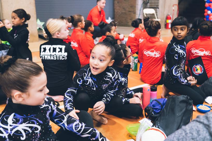 Industry Gymnastics Awards