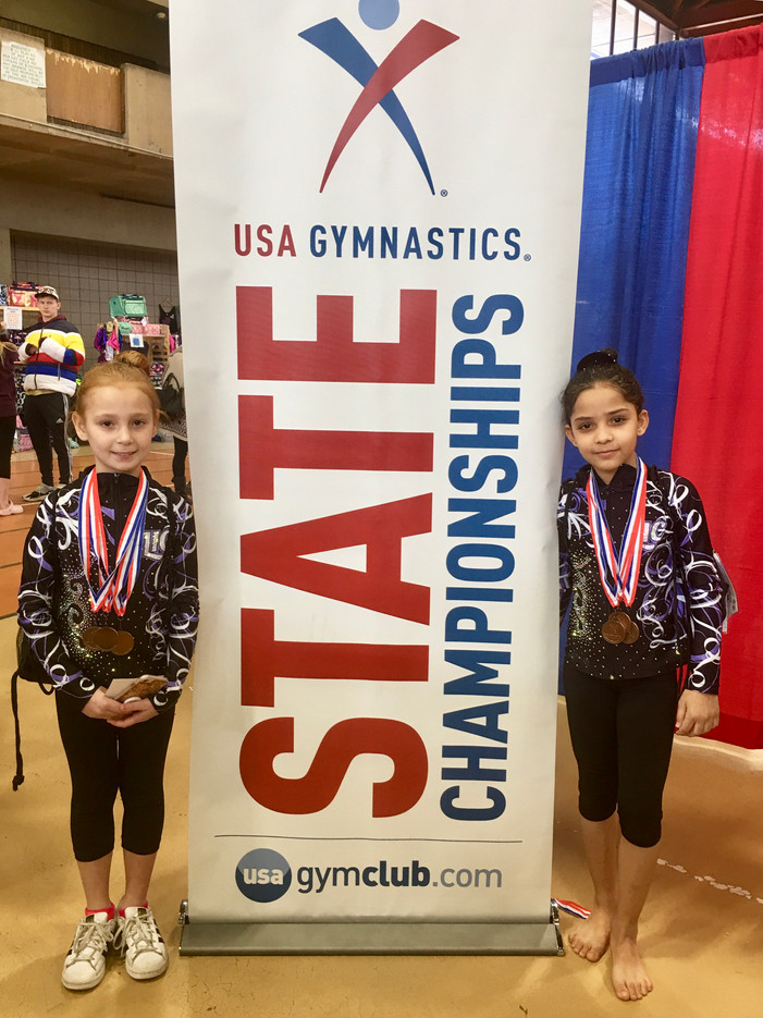 Industry Gymnastics States
