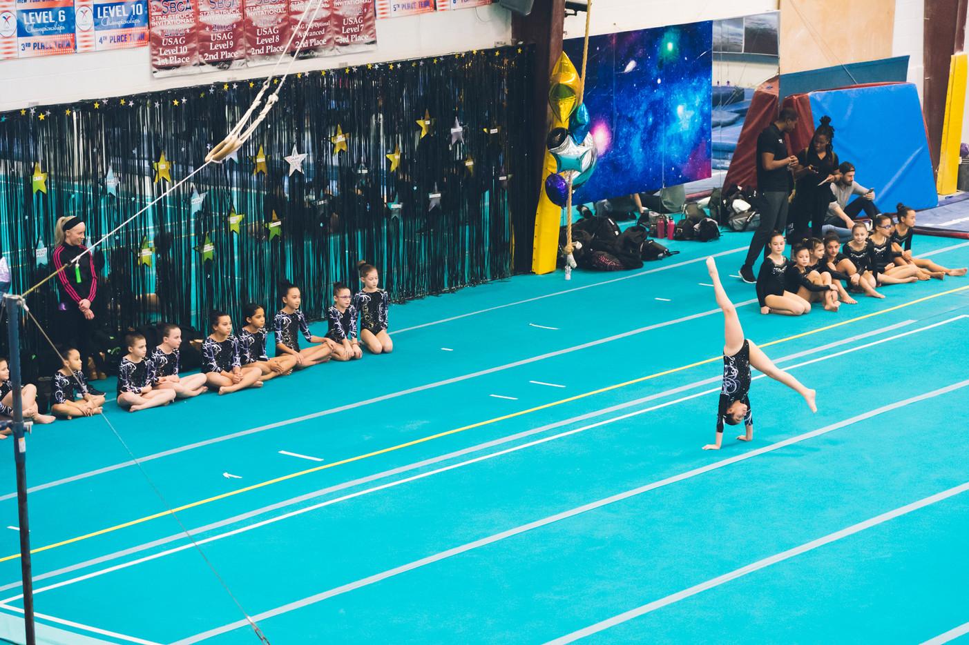 Industry Gymnastics Cirque de Galaxy