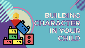 Building Character In Your Child