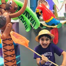 Safari Week