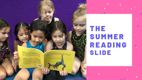 Stop the Summer Reading Slide