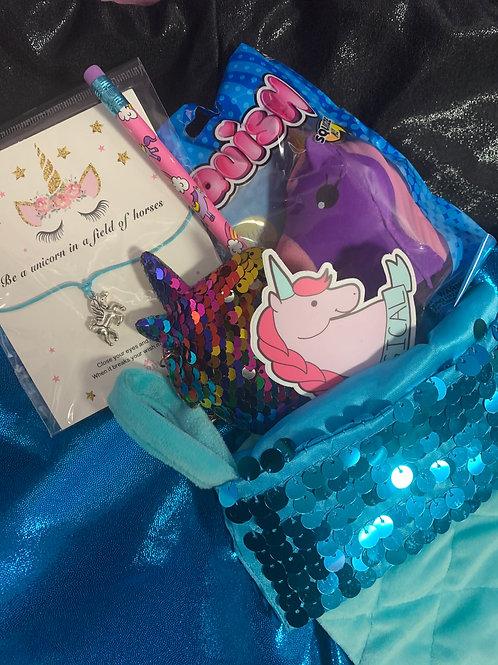 Unicorn Holiday Gift Box