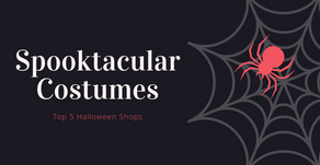 Top 5 Spooktacular Costume Shops