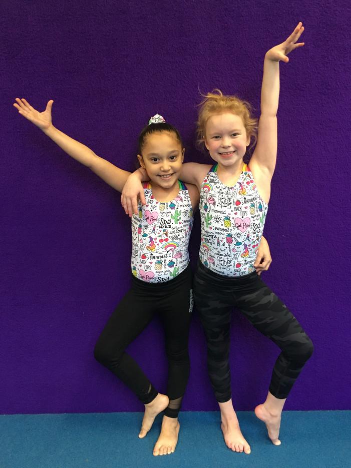 Industry Gymnastics Twinning