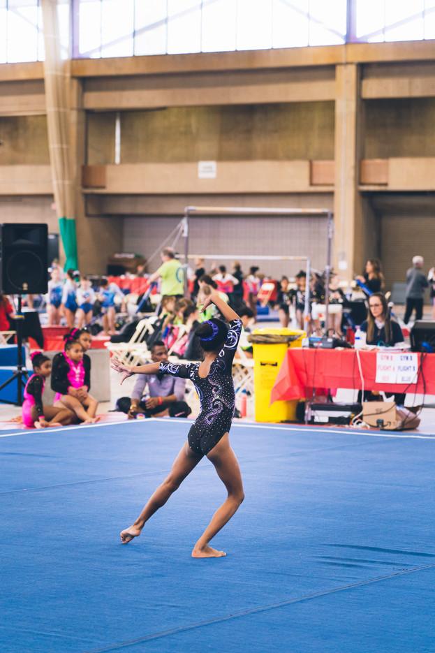 Industry Gymnastics Bronze