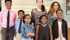 Raleigh-Wake Participates in Oratorical Contest