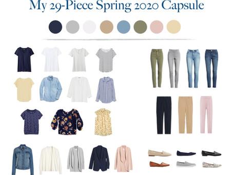 קפסולת אביב 2020 של הקלאסית