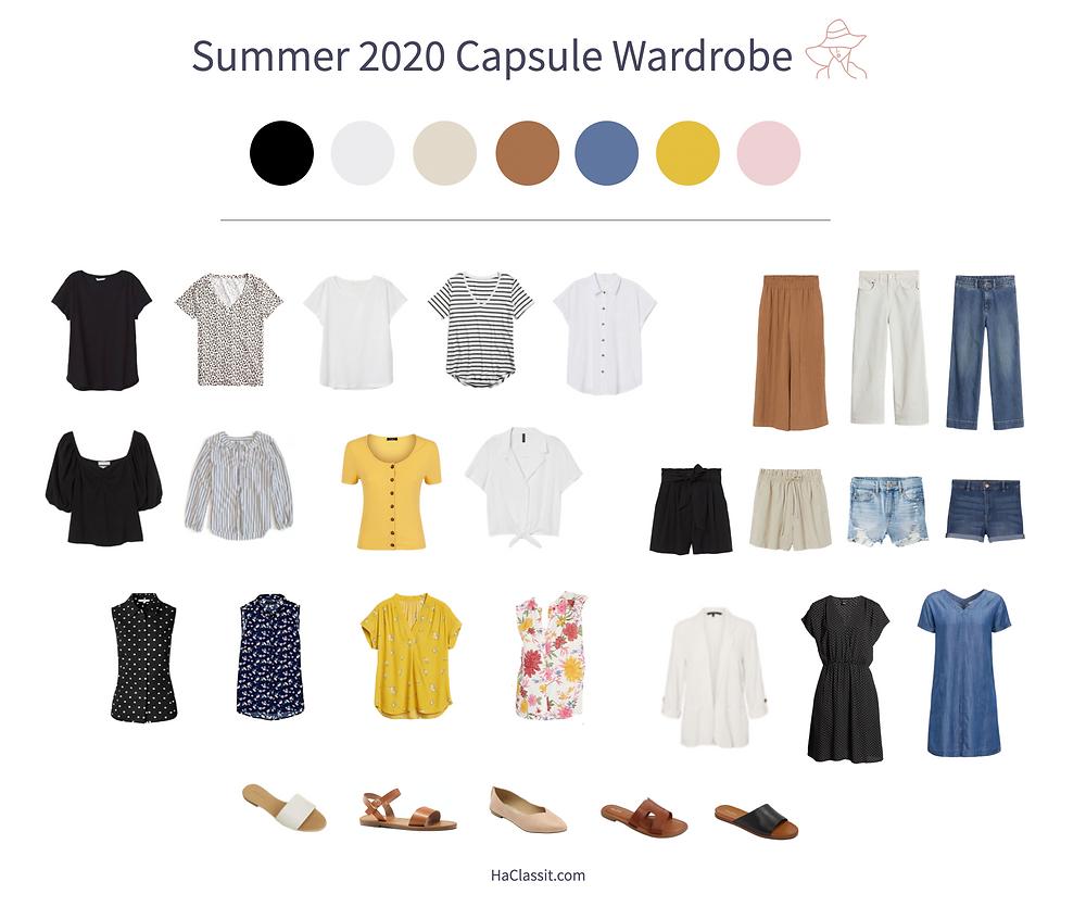 Summer Capsule 2020