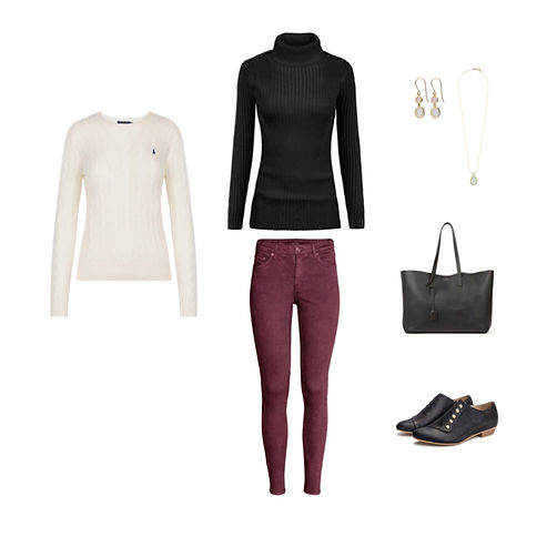 Winter Outfit 30