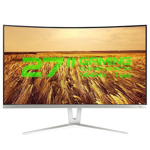 """Монитор 27"""" GameMax GMX27C144 White (144Гц, Изогнутый)"""