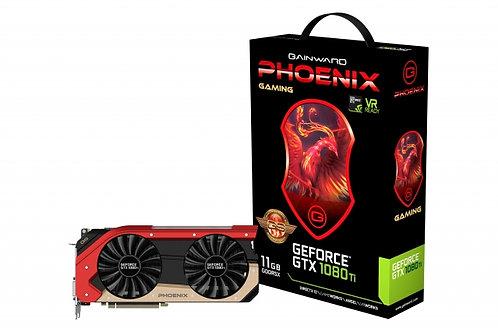 Видеокарта Gainward GeForce GTX 1080TI Phoenix GS 11GB (426018336-3934), 352Bit