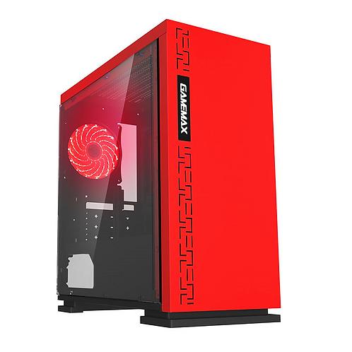 Системный блок Constanta Red