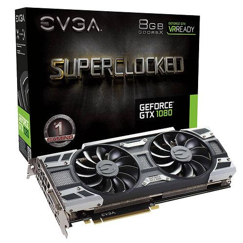 Видеокарта EVGA GeForce GTX 1080 8GB SC Gaming ACX 3.0 (08G-P4-6183-KR), 256Bit