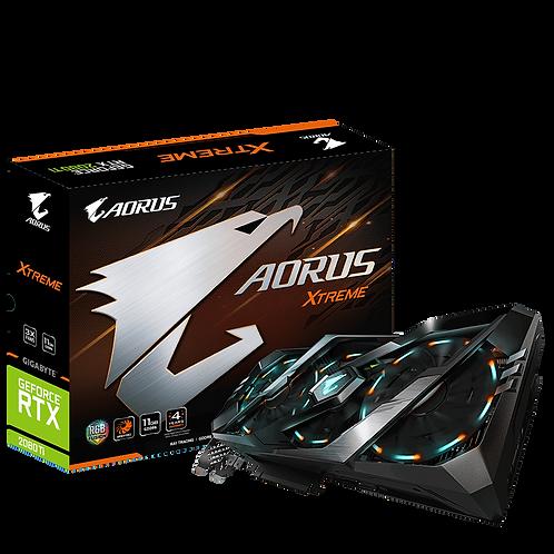 Видеокарта Gigabyte GeForce RTX2080TI 11GB (GV-N208TAORUS X-11GC), 352Bit