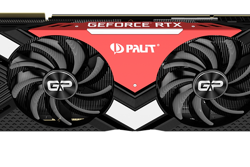 Видеокарта Palit GeForce RTX2080 8GB (PA-RTX2080 Gaming Pro OC 8G), 256Bit