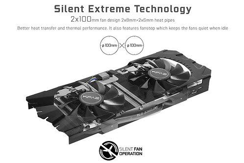 Видеокарта KFA2 GeForce GTX 1070TI 8GB (70ISH6DHM9XK), 256Bit