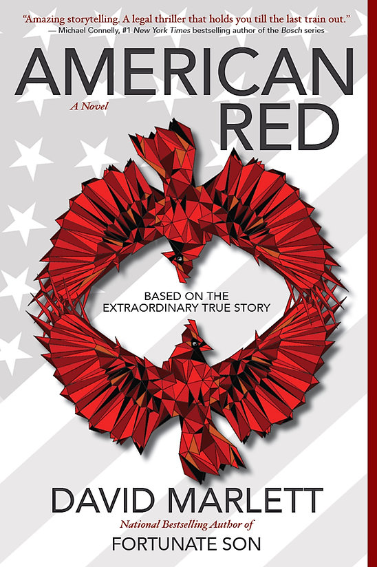 American Red front cover