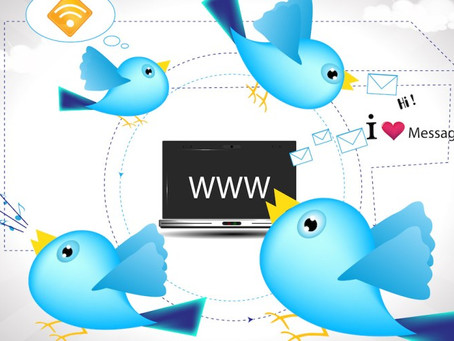 Using Twitter Effectively
