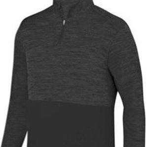 Tonal 1/4 Zip Pullover - Womens