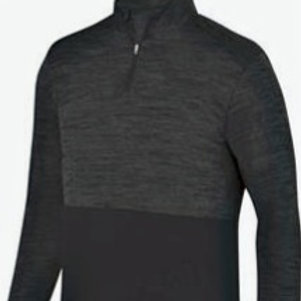 Tonal 1/4 Zip Mens Pullover