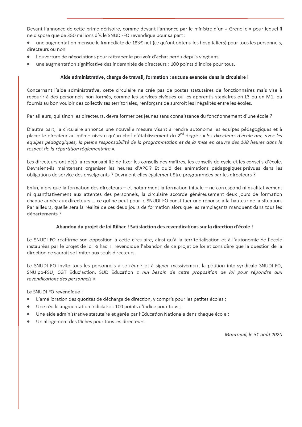 200831_Communiqué_SNUDI-FO_circulaire_d