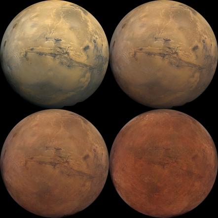 VA - MARS (DOM012)